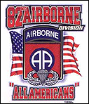 82nd Airborne division U.S. Army