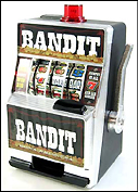 Slot Machine aka One-Armed Bandit